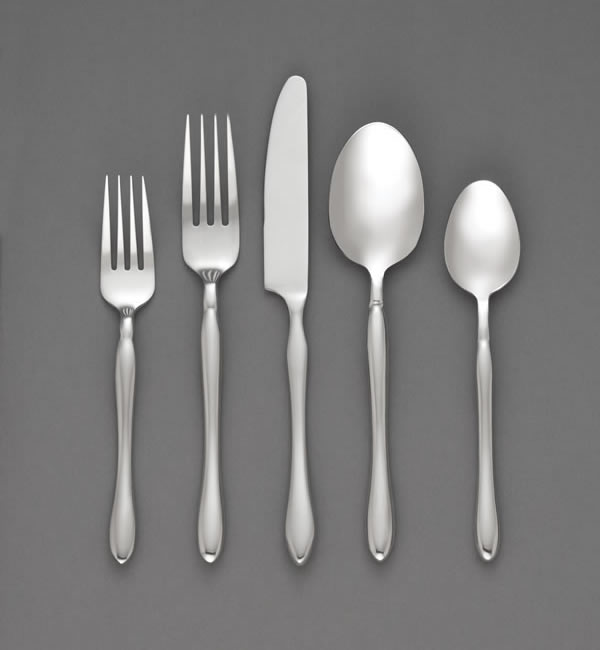 Flatware chef 39 s 5 star - Heavy stainless steel flatware ...